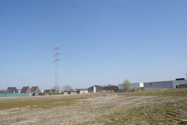 Industriegrond te koop in Kortrijk E17 Anzegem te Vichte, geschikt voor milieubelastende activiteiten