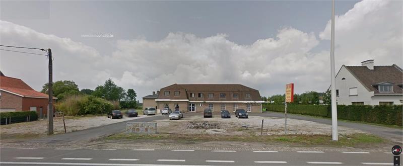 Bedrijfsgrond te koop in Kuurne aan Brugsesteenweg