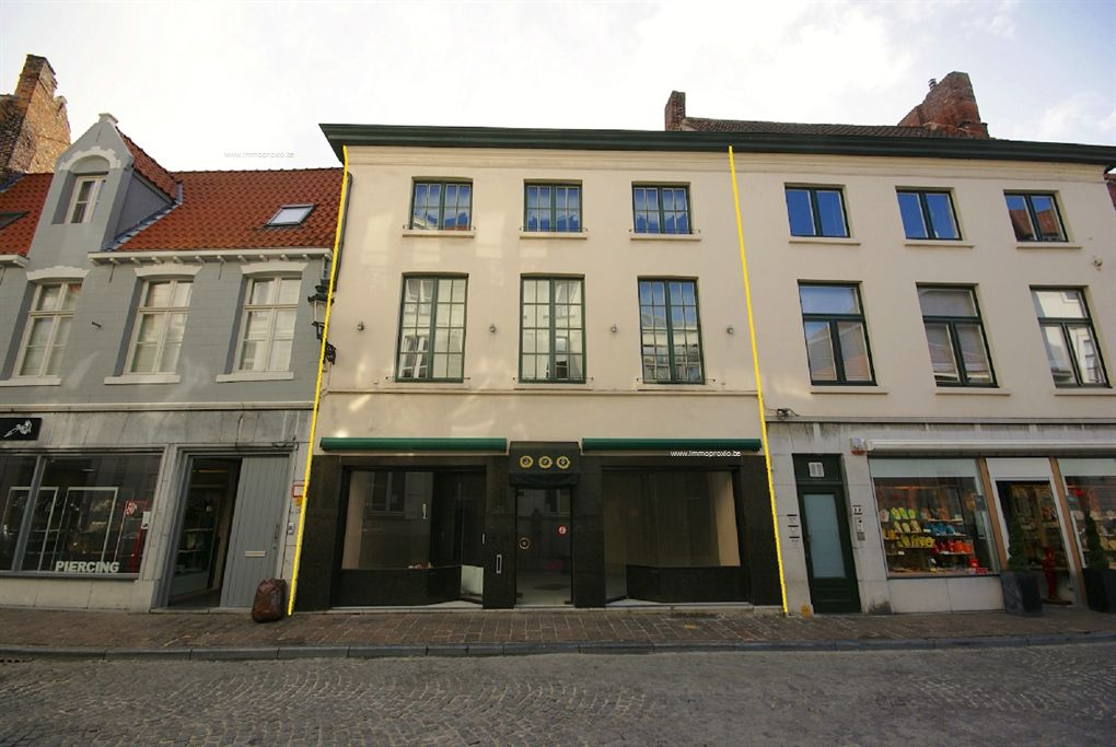 handelspand te huur Brugge