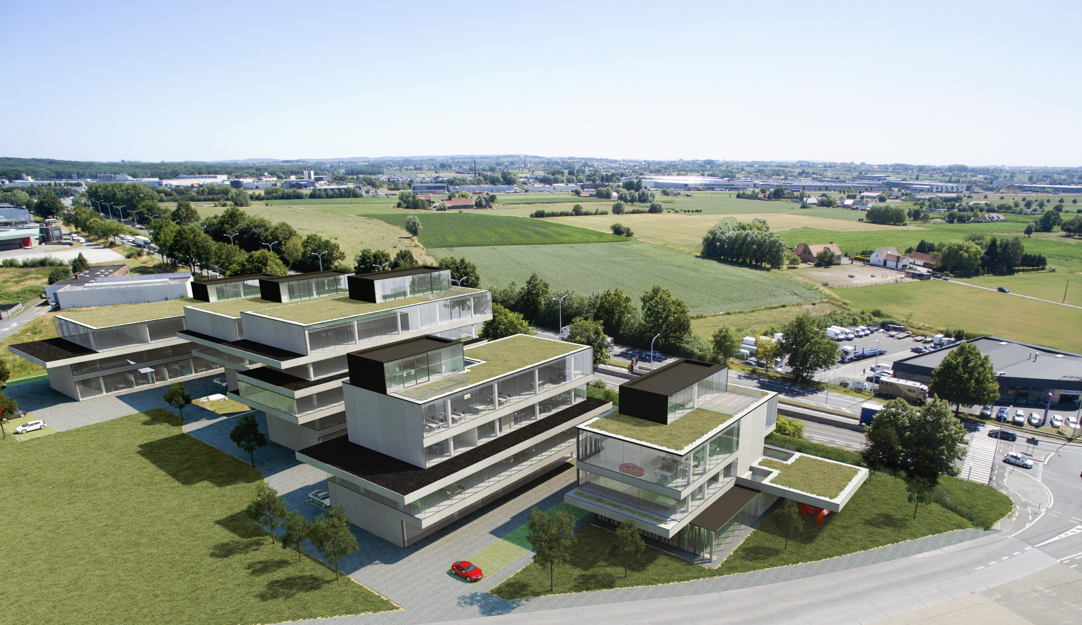 Waregem Business Park