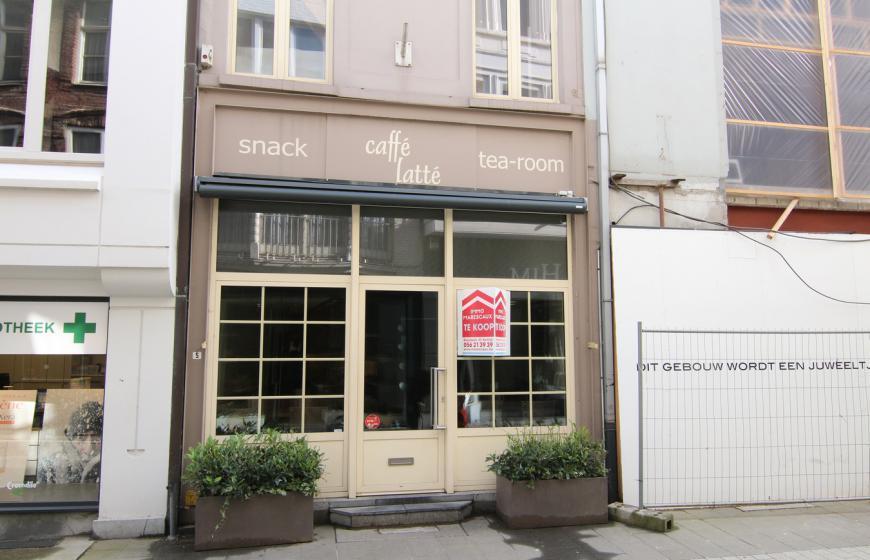 handelszaak te koop in Kortrijk Winkelstraat